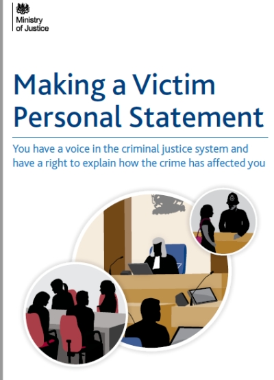 Victim Personal Statement