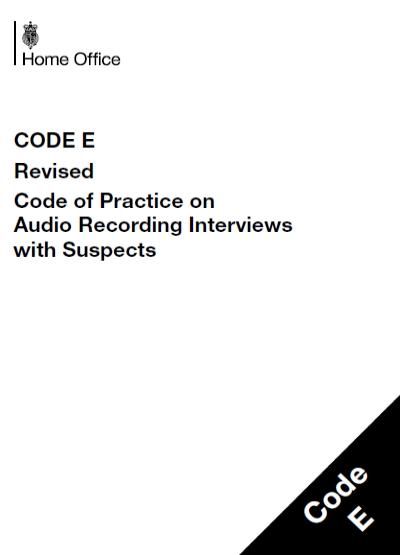 Pace Code E