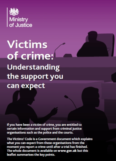 Victims Understanding Support